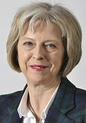 Theresa May, British Prime Minister