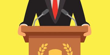 president_podium
